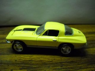 Hotwheels 67 Corvette Sting Ray Popular Hot Rodding 4 Car Set Loose
