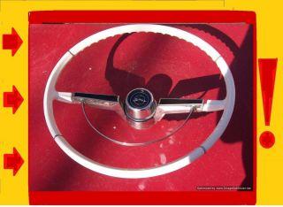 IMPALA SS STEERING WHEEL truck 57 vtg wheels tires sbc harley 62 60