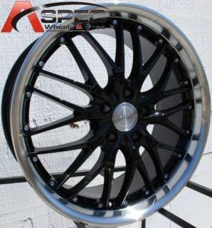 19 MRR Wheels 5x112 Staggered Rim Audi A4 A6 C300 C350