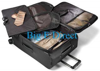 Samsonite Black Label Opto II 25 Rolling Spinner Upright Luggage