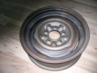 1962 CORVETTE WHEEL RIM 57 58 59 60 61 62 RPO 2765 1/2 rim 5.50