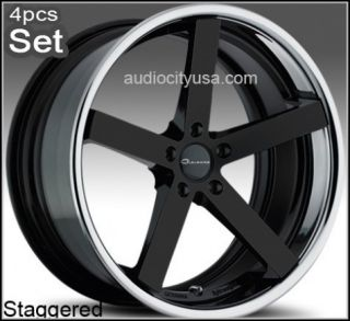 20 Giovanna Mecca for Mercedes Benz Wheels C CL s E Class Rims