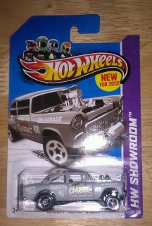 Hot Wheels 55 Chevy Bel Air Gasser 2013 NIP