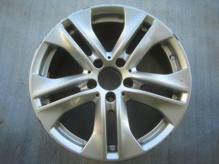 Sedan E350 E550 Alloy Wheel Rim Factory 2010 2011 A2124010902