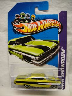 Hot Wheels 2013 CustomSuper Treasure Custom 64 Ford Galaxie K Mart
