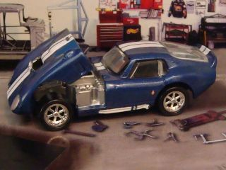 Hot Wheels 65 Shelby Cobra Daytona Coupe 1 64 Scale Edit 4 Detailed