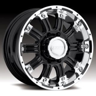 Landcruiser Tundra LX470 18 Wheels Rims Black 5x150