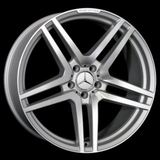 20 AMG Style Staggered Wheels 5x112 Rim Fits Mercedes Benz CLK55 AMG