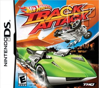 Hot Wheels Track Attack Nintendo DS 2010 DSi XL