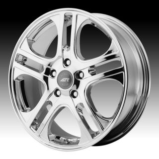 16 inch AXL Chrome Wheels Rims 5x4 75 5x120 65 Chevy S10 Blazer GMC
