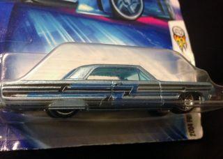 Impala 2004 First Edition Hot Wheels 1 64 Carded Diecast Car
