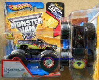 Spectraflames Hot Wheels Monster Jam 1 64 Scale Truck Crush Car