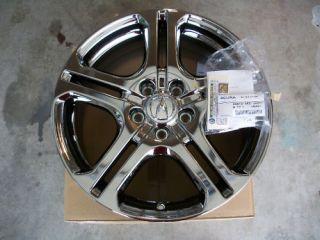 TSX TL RL Chrome Factory A Spec Wheels Chrome Single Wheel New