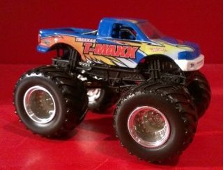 Maxx Extended Cab Ford F150 Monster Jam Truck Hot Wheels 1 64