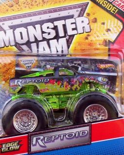 Hot Wheels Reptoid 2012 Monster Truck