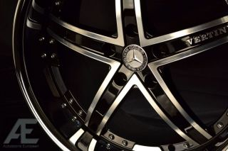 20 inch Mercedes SL63 SL65 CLS550 Wheels Rims and Tires Fairlady