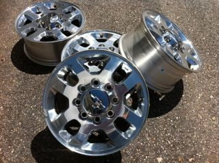Chevy Silverado 2500 Duramax GMC Sierra HD 18 Wheels Rims 8x180