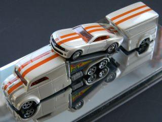 Customs Handbuilt Tribute to Hot Wheels 1995 67 Camaro Treasure Hunt