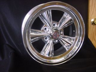 17x 9 Torq Thrust T71R Chevy Ford Mopar Wheels