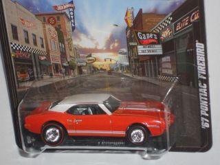 Hot Wheels 2012 Boulevard Series Legends 67 Pontiac Firebird