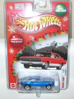 Hot Wheels Holiday Rods 67 Camaro 1 4