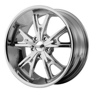 Racing Daytona Chrome Wheel Rim s 5x120 7 5 120 7 5x4 75 17 8