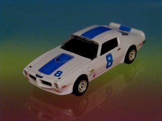 Hot Wheels 70 Pontiac Firebird SCCA Titus Racing Limited Edition 1 64