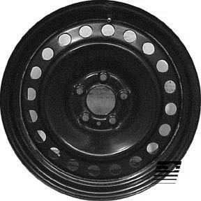 Refinished Ford Explorer 2005 2005 17 inch Wheel Rim