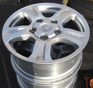Factory Toyota Sequoia Tundra 18 Alloy Wheel Rim