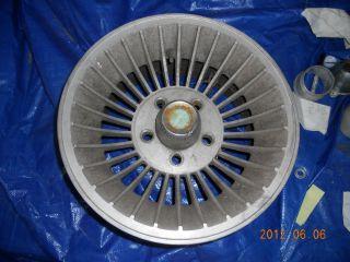 Western Mag Wheel 14X7 Hurricane Cyclone Ford Chevy Mustang Camaro GM