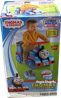 Fisher Price Power Wheels Thomas Friends Thomas The Tank Engine