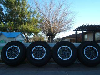 F150 RAPTOR 17 OEM Alloy 6 Lug Rims Wheels Tires BFG AT 315 70 35 FX4