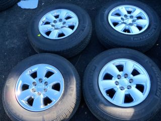 GMC Sierra Yukon Denali Z71 18 Chrom Wheels Tires Sale