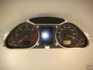 Audi A6 TDI Instrument Cluster Clocks 4F0 920 950 LX