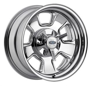 Street Pro Chrome 5x4 5 5x4 75 w 6 Offset 390 5705 Wheels Rims