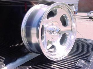 Ansen Slots 15x8 5 on 4 75 GM Chevy Ford Mopar Wheels