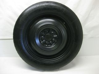 Sienna Compact Spare Wheel Tire T155 80 R17 Donut 04 05 06 08 09 10