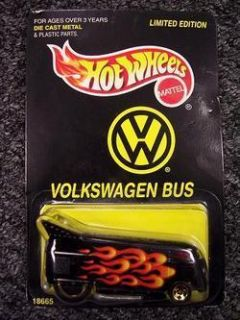 1997 Hot Wheels 18665 Limited Edition Volkswagen Bus