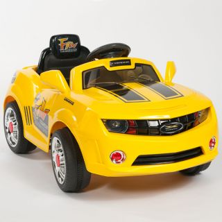 Style Ride on RC Car Remote Control Electric Power Wheels MP3