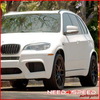 20 BMW E70 x5 Avant Garde M310 Concave Black 20x10 Wheels Rims