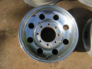 Ford F250 16 Alloy Wheel Rim 8 Lug Factory 3338 Bright Finish