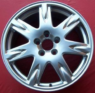 S60 S80 V70 17 Hyper Silver Factory Original Wheel Rim 70253
