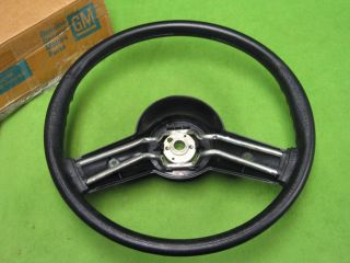 1982 83 84 85 86 Chevy GMC S10 S15 St Steering Wheel 9766231 Blazer