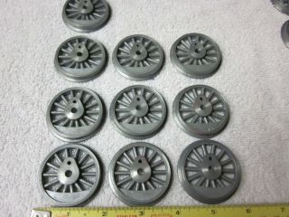 Model Engineering Works Steam Locomotive Drive Wheels Machined