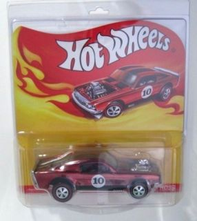 HOT WHEELS Redline Club Boss Hoss1/24 scale die cast Mattel #128 of