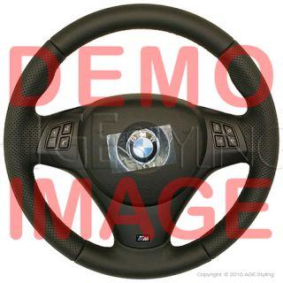 BMW E81 E87 E88 E90 E91 E92 M Tech Steering Wheel New
