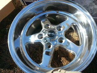 Greg Weld Wheels Chevy or Ford Fit Both 4 75 or 4 5 Pattern