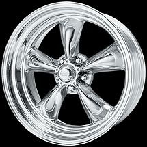 Racing Torq Thrust II Rims 15x7 5x4 75 Chevy El Camino 1964 87