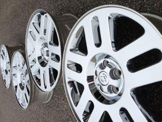 Dodge Nitro Limited Liberty Chrome Factory Stock 20 Wheels Rims