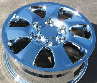 Factory Hyundai Entourage Sante FE Chrome Wheels Rims Set of 4